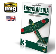 AMMO by Mig Jimenez (AMM) ENCYCLOPEDIA OF AIRCRAFT MODELLING TECHNIQUES VOL.3: PAINTING (ENGLISH)