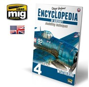 AMMO by Mig Jimenez (AMM) ENCYCLOPEDIA OF AIRCRAFT MODELLING TECHNIQUES VOL.4: WEATHERING (English)