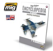 AMMO by Mig Jimenez (AMM) ENCYCLOPEDIA OF AIRCRAFT MODELLING TECHNIQUES VOL.6: F-16 AGGRESSOR (English)