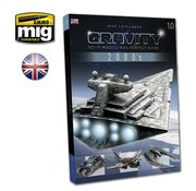 AMMO by Mig Jimenez (AMM) GRAVITY 1.0 - SCI FI MODELLING PERFECT GUIDE