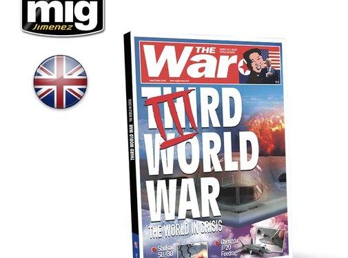 AMMO by Mig Jimenez (AMM) THIRD WORLD WAR. THE WORLD IN CRISIS (English)