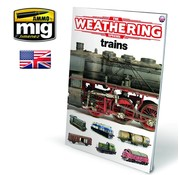 AMMO by Mig Jimenez (AMM) The Weathering Special: TRAINS (English)