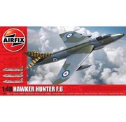 Airfix - ARX Hawker Hunter F6 1/48