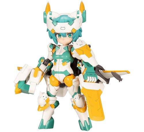 Kotobukiya - KBY FG057 FRAME ARMS Girl SYLPHY [STRYKER] Plastic Model Kit