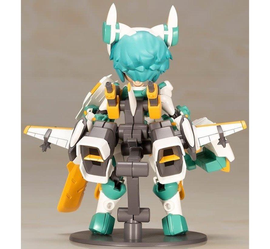FG057 FRAME ARMS Girl SYLPHY [STRYKER] Plastic Model Kit