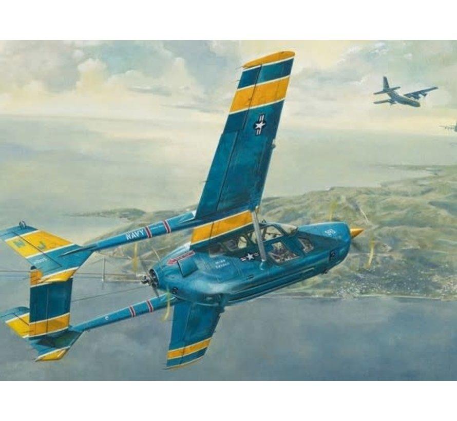 632 O2A Skymaster USN Service Aircraft 1/32