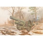 Roden - ROD British BL 8-Inch Howitzer Mk VI 1/35