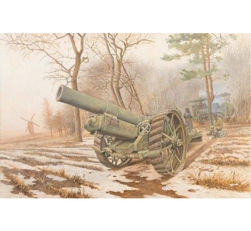Roden - ROD 813 British BL 8-Inch Howitzer Mk VI Gun 1/35
