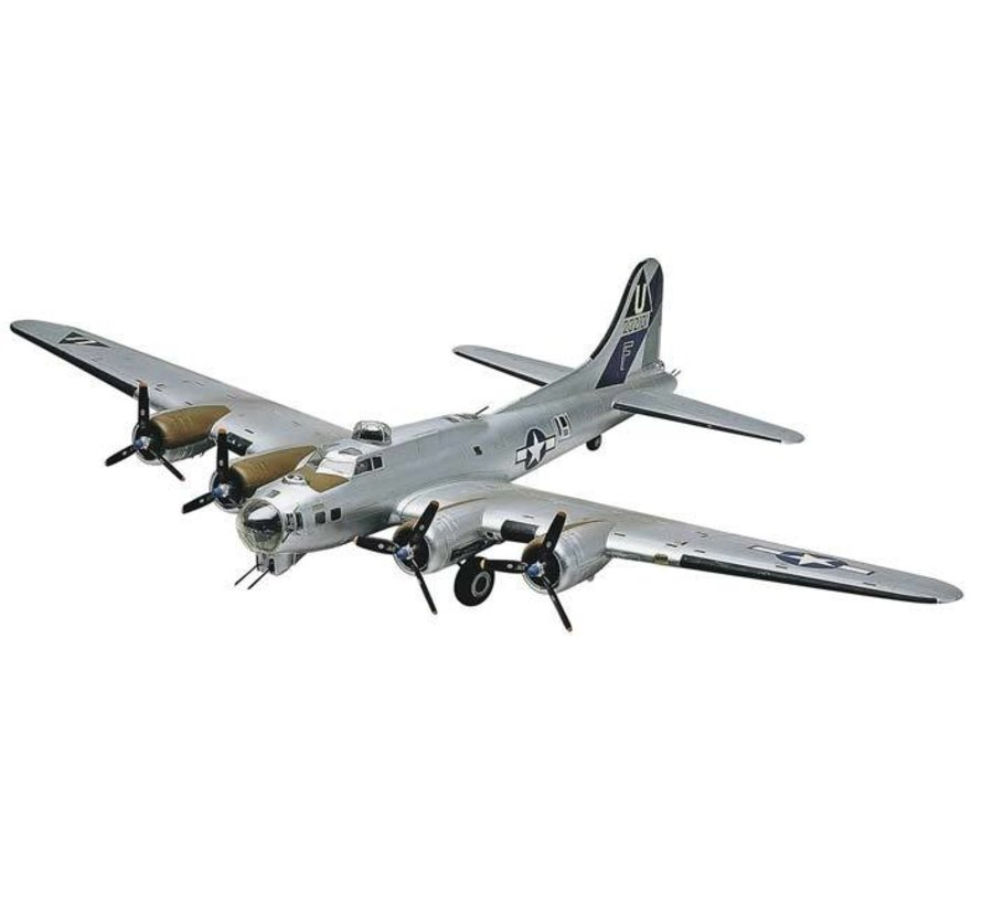 855600 B-17G Flying Fortress 1/48