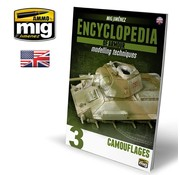 AMMO by Mig Jimenez (AMM) ENCYCLOPEDIA OF ARMOUR MODELLING TECHNIQUES VOL. 3 – CAMOUFLAGES (English)