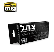AMMO by Mig Jimenez (AMM) ISRAEL DEFENSE FORCES SPECIAL EDITION