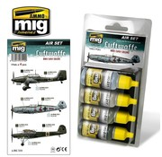 AMMO by Mig Jimenez (AMM) LUFTWAFFE WWII EARLY COLORS