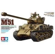 Tamiya (TAM) 865- M51 Sherman Tank 1:35