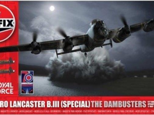 Airfix (ARX) Avro Lancaster B.III 1:72