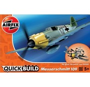Airfix (ARX) QUICK BUILD Messerschmitt Bf109e