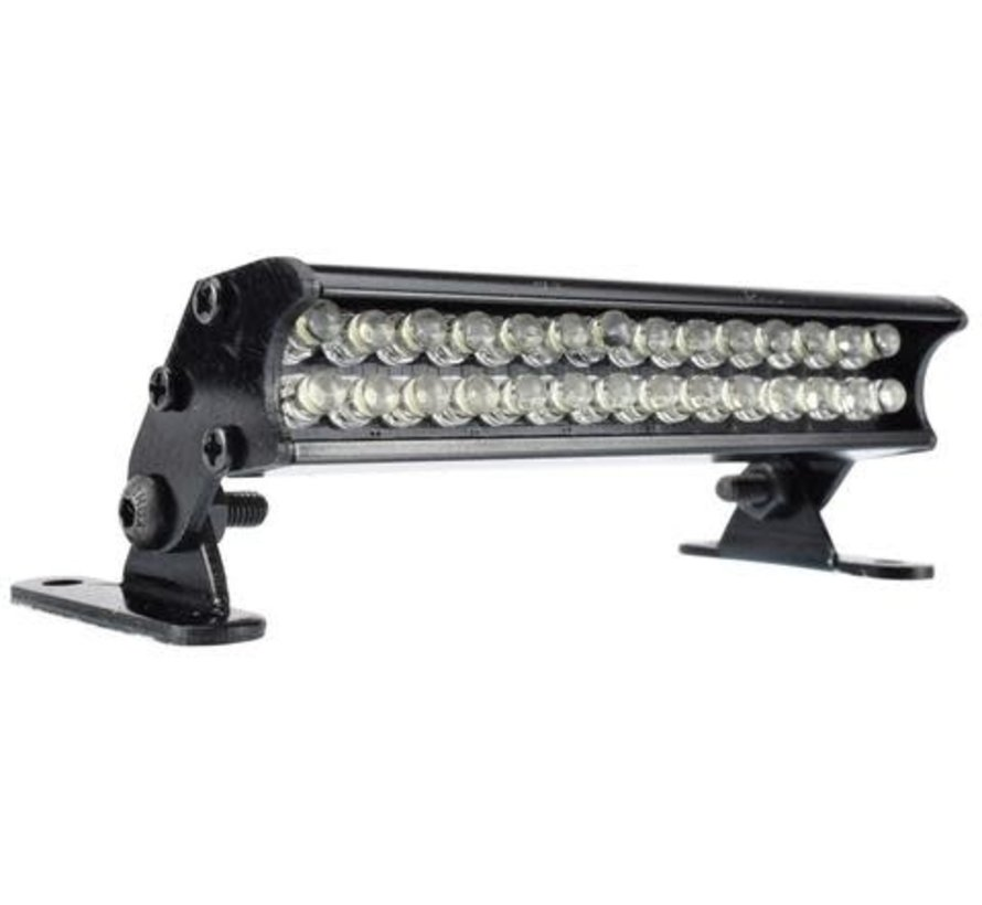 9041L 28 LED 70mm Aluminum Light Bar