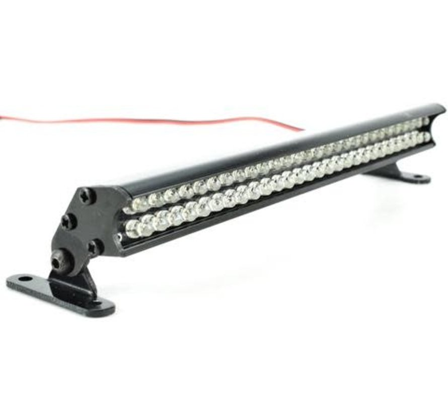 9045L 56 LED 138mm Aluminum Light Bar