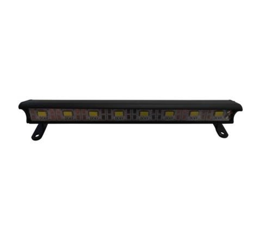 9045 - 8 LED 138mm Aluminum Light Bar