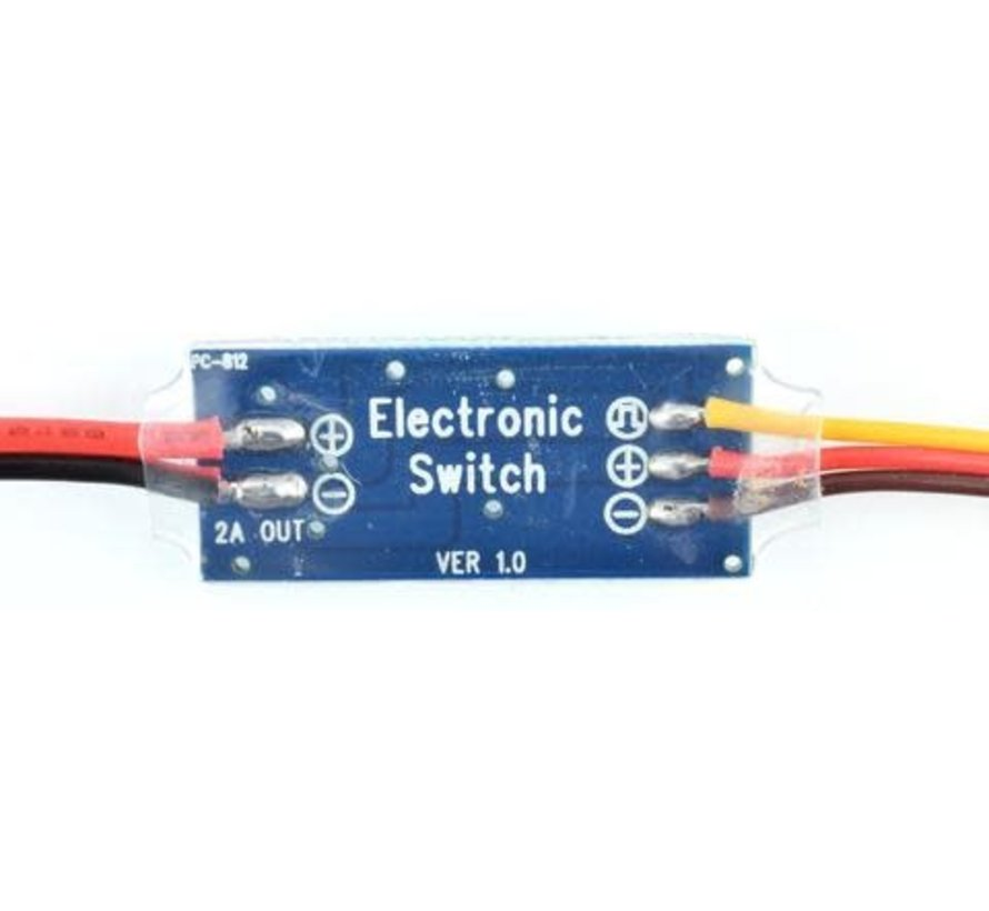 9025 RC Remote Electronic AUX Channel On/Off Switch