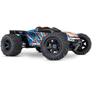 Traxxas (TRA) E-Revo VXL Brushless: 1/10 Scale 4WD Brushless Electric Monster Truck with TQi 2.4GHz Traxxas Link Enabled Radio System and Traxxas Stability Management (TSM)