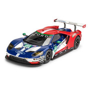 RMX- Revell Ford GT Racing LeMans 1:24