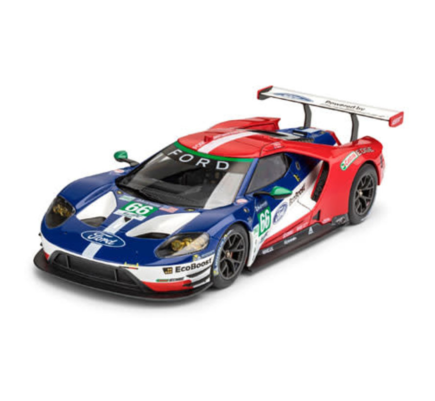854418 Ford GT Racing LeMans 1/24 Plastic Model Kit
