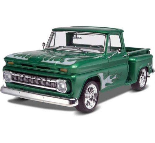 RMX- Revell 857210 1965 Chevy Stepside Pickup 2'n1 1/25
