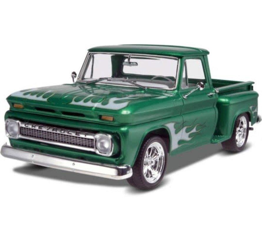 857210 1965 Chevy Stepside Pickup 2'n1 1/25