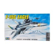 RMX- Revell 855870 F-15C Eagle Jet Fighter 1:48