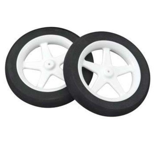 Dubro (DUB) 300MS Micro Sport Wheels 3.00 inch (2)