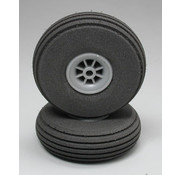 Dubro (DUB) Super Lite Wheels 2-1/2 (2)