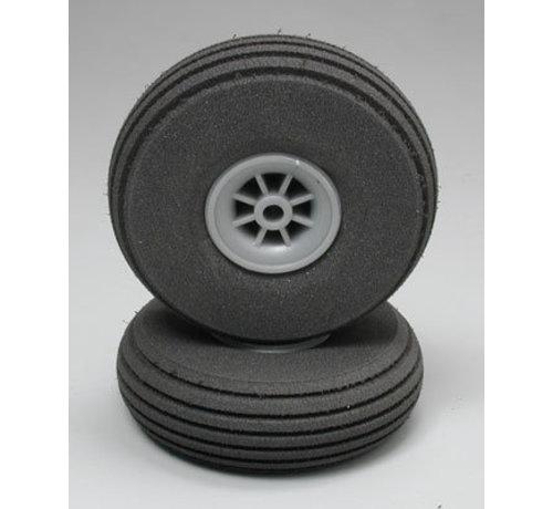 Dubro (DUB) 250SL Super Lite Wheels 2-1/2 (2)