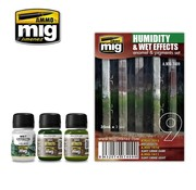 AMMO by Mig Jimenez (AMM) HUMIDITY AND WET EFFECTS