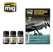AMMO by Mig Jimenez (AMM) AIRPLANES ENGINES AND EXHAUSTS