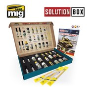 AMMO by Mig Jimenez (AMM) WW II AMERICAN ETO SOLUTION BOX