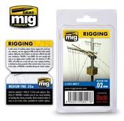 AMMO by Mig Jimenez (AMM) RIGGING – MEDIUM FINE 0.02 MM