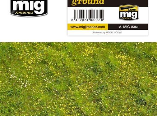 AMMO by Mig Jimenez (AMM) WILD MEADOW GROUND