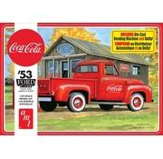 AMT - AMT Models Ford 1953 F150 Pickup Coca Cola 1:25