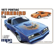 MPC (MPC) Pontiac 1977 Firebird Conv. 1:25