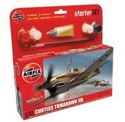 Airfix (ARX) Curtiss P40B Warhawk, 1:72
