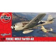 Airfix (ARX) A01020A German fighter plane Focke-Wulf FW190A-8 1:72