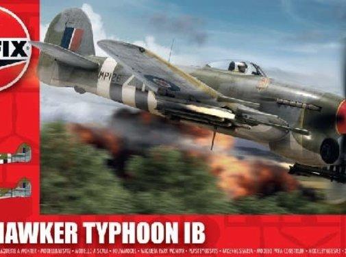 Airfix (ARX) Hawker Typhoon Mk.IIb 1:72