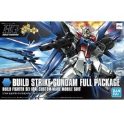 BANDAI MODEL KITS 5057718 1/144 #01 Build Strike Gundam Full Package