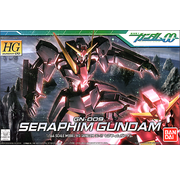 BANDAI MODEL KITS 15773337  Seraphim Gundam 00 HG