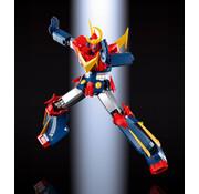 """Tamashii Nations 55199 GX-84 Invincible Super Man Zambot F.A """"Invincible Super Man Zambot 3"""", Bandai Soul of Chogokin"""