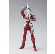 "Tamashii Nations 57058 Ultraman Suit Ver 7 The Animation ""Ultraman (Netflix)"" , Bandai S.H.Figuarts"