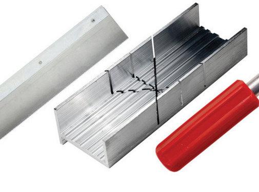 Excel Tools (EXL) 271- Mitre Box W/ Handle & Blades