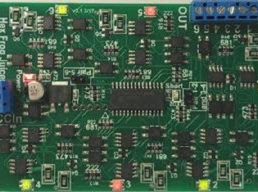 Tam Valley Depot (TVD) HFJ003U -Hex Frog Juicer (Universal Version)