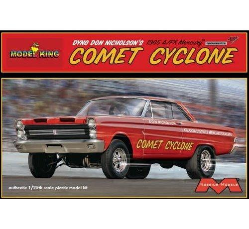 MDK - Model King 1238 1/25 Dyno Don Nicholson's 1965 A/FX Mercury Comet Cyclone Drag Car (Ltd Prod)