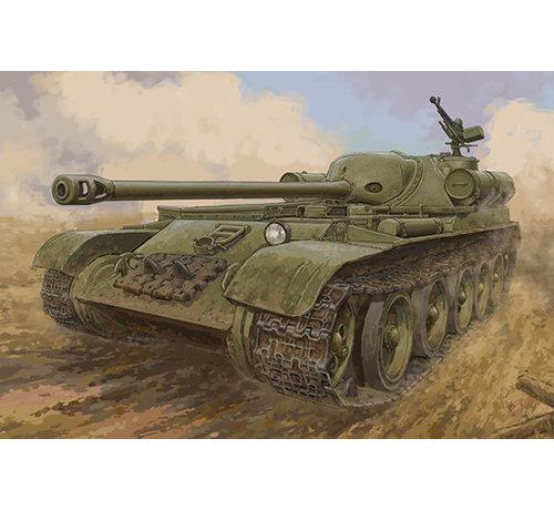 Trumpeter Models (TSM) 09570 Soviet SU-102 SPA 1/35